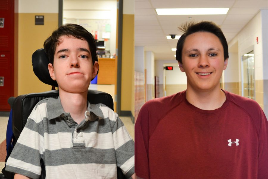 Field and Nawrocki nominated for National Merit Scholarship