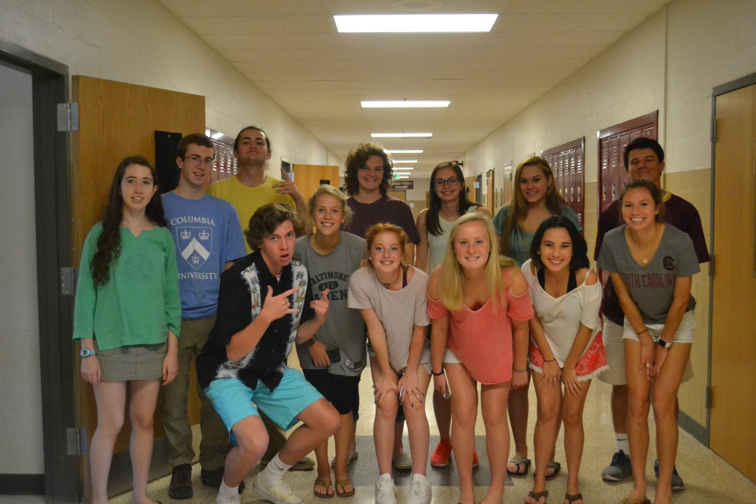 Seniors+are+ready+for+graduation.+They+have+been+waiting+for+their+last+day+for+months.