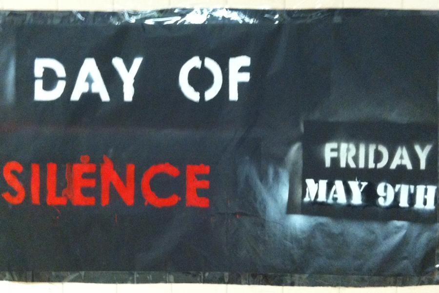 GSA sponsors Day of Silence