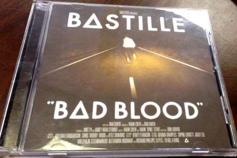 BASTILLE released its BAD BLOOD album. Its in stores now.