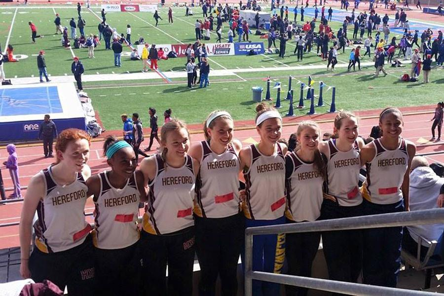 Girl+track+members+preform+well+at+Penn+Relays