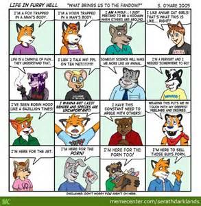 furry cartoons
