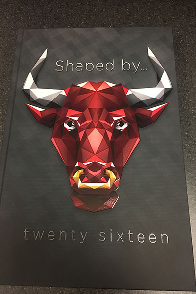 2015-16 yearbooks now distributed