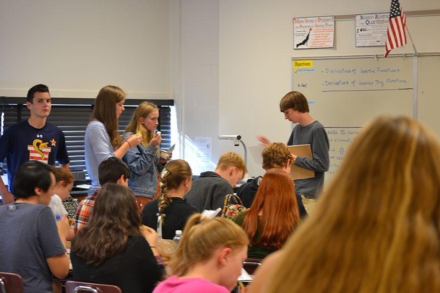 Maryland High School Math Competition Commences Hereford