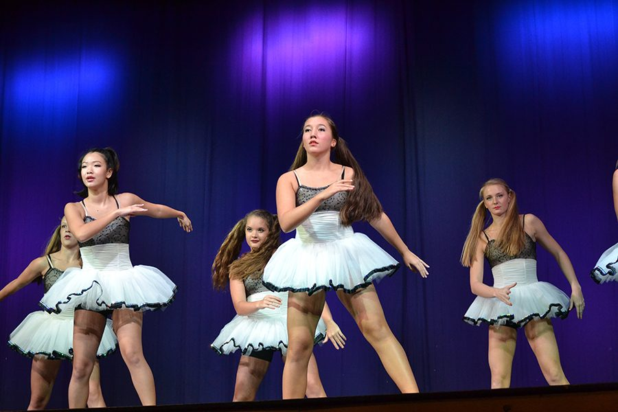Dance students will go and see Philadanco perform on Feb 24. Many students going danced in the Winter Concert.