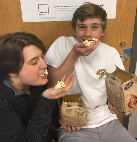 PrePOPped POPcorn gains POPularity