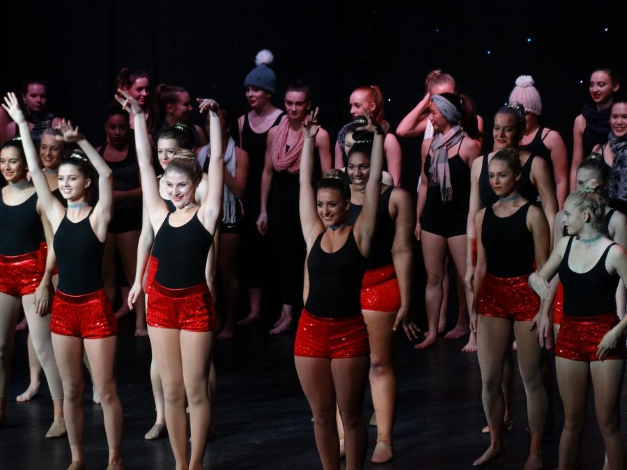 Hereford's dance program will be featured in the winter concert in school.