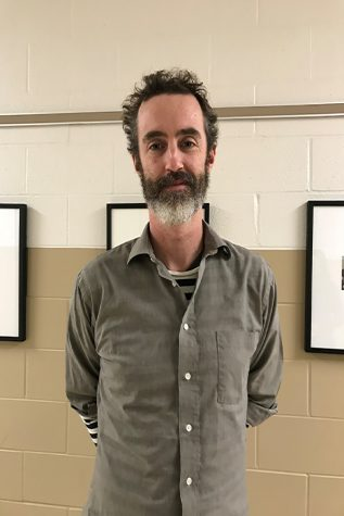 Art teacher, Geoff Grace, is looking forward to he field trip. He has taken students on this field trip before