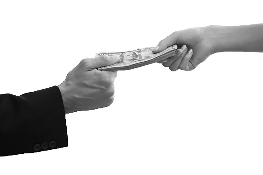 Upperclassmen commonly  buy illegal substances for underclassmen.
