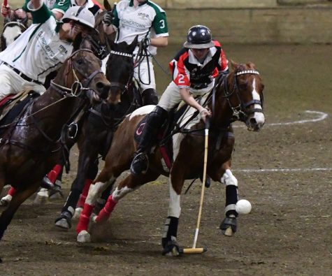 Polo player Brennan Wells takes home national championship