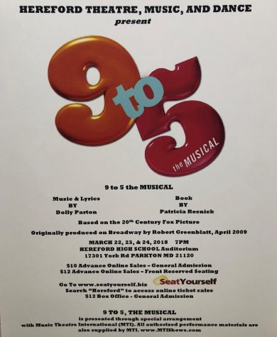 """""""9 to 5"""" musical rescheduled"""