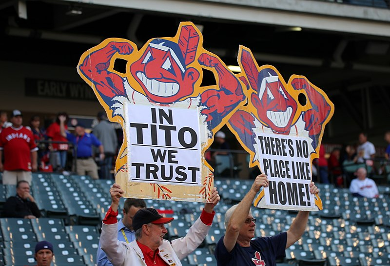 %09Diehard+Cleveland+Indians+fans+brandish+their+posters%2C+sporting+a+muscular+version+of+Chief+Wahoo.+The+Indians+made+the+decision%2C+along+with+some+encouragement+from+the+MLB%2C+to+remove+the+logo+after+the+2018+season.+