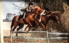 Hannah O'Brien carries on family riding tradition