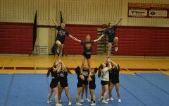 Cheerleading hosts winter invitational amidst successful season