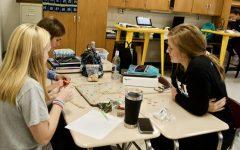 """NEHS Mondays"" promotes literacy through Scrabble"
