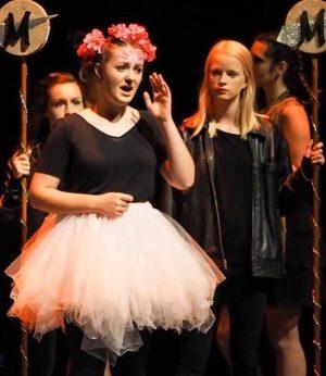 Allen stars as lead singer in Maryland Opera Camp.